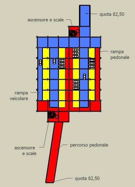Arch fabrizio cinti jesi for Progettista del piano interrato